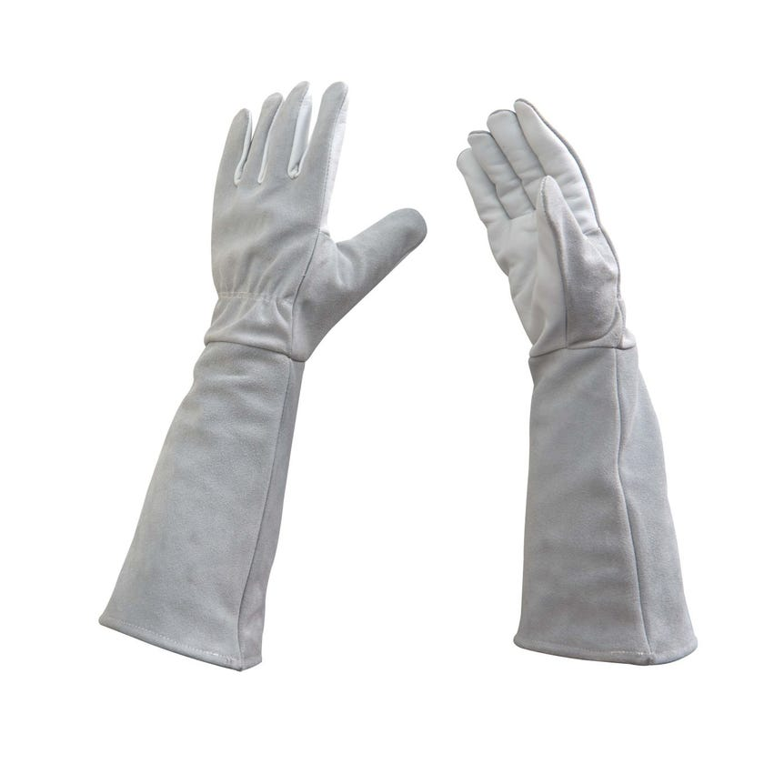 Rhino Crown Leather Mens Pruning Gloves