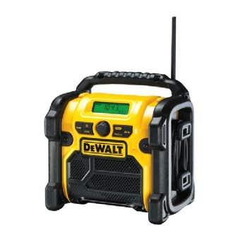 DeWALT XR AM/FM Radio