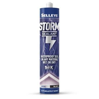 Selleys Storm Sealant Black 290ml