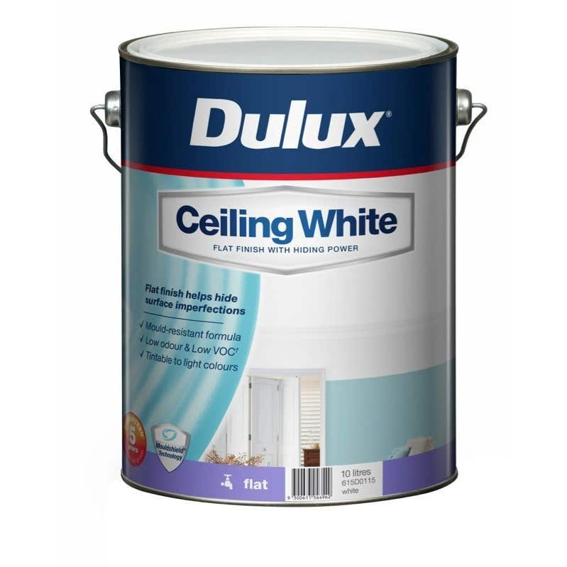 Dulux Ceiling White