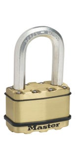 Master Lock Excell Padlock 64 x 51mm