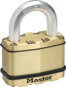 Master Lock Excell Padlock 64 x 27mm