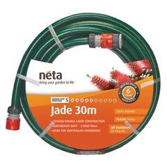 Neta Jade 30m Fitted Hose (18mm)