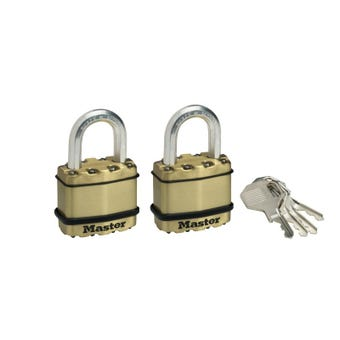 Master Lock Excell Padlock 45mm