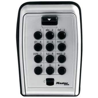Master Lock Wall Key Safe