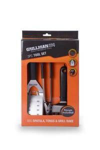 Grillman BBQ Tool Set 3 Piece