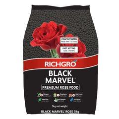 Richgro Black Marvel Premium Rose Food 5kg
