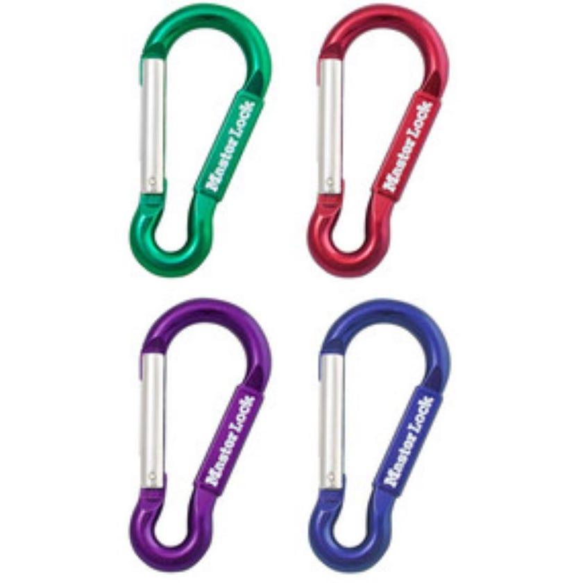 Master Lock Non-Locking Carabiner Snap Hook 76mm