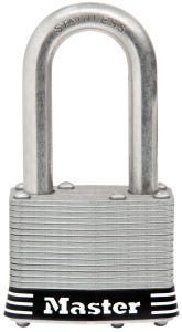 Master Lock Stainless Steel Laminated Padlock
