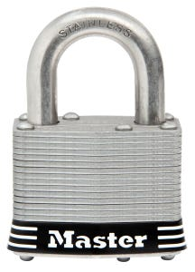 Master Lock Stainless Steel Laminated Padlock 51mm