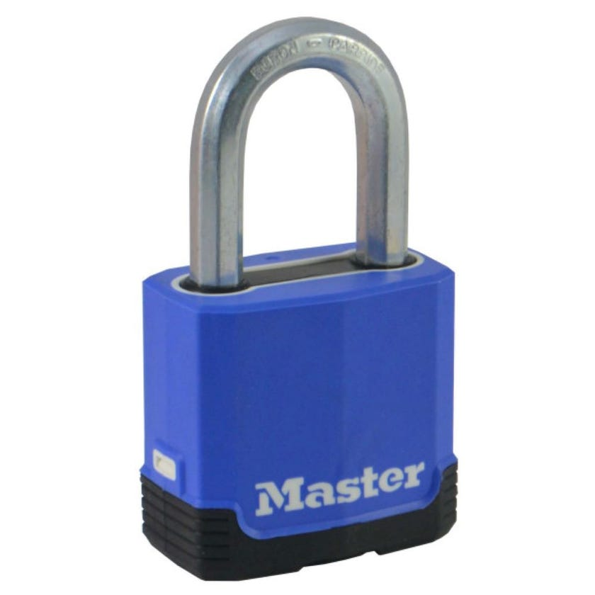 Master Lock Excell Covered Padlock 50mm