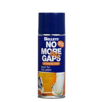 Selleys No More Big Gaps Expanding Foam 390ml