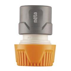 Neta Plastic Hose Connector 12/18mm
