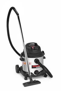 SHOP VAC 1400W S/S WET/DRY VACUUM WITH POWER TAKE OFF