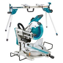 Makita 1510W Slide Compound Saw with Mitre Saw Stand 260mm