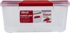 Décor Match-ups Oblong Container 7L