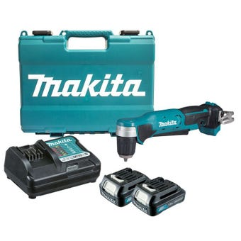 Makita 12V Max Angle Drill Kit 10mm DA333DWYE
