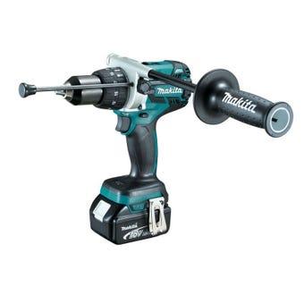 Makita 18V 5.0Ah Brushless Drill Driver Kit DHP481RTE