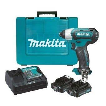 Makita 12V Max Impact Driver Kit TD110DSAE