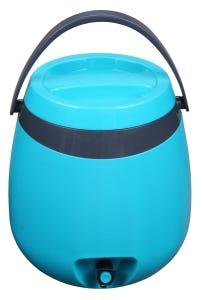 Retro Cooler Jug Blue 5L