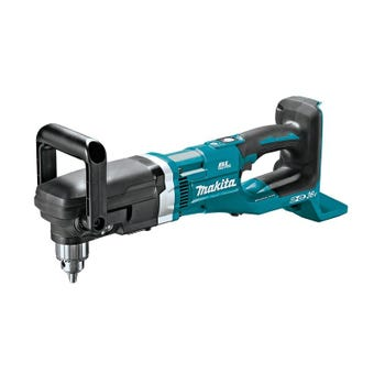 Makita 36V (18V x 2) Brushless Angle Drill Skin with Carry Case
