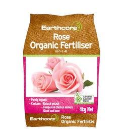 Earthcore Organic Fertiliser Rose 4kg