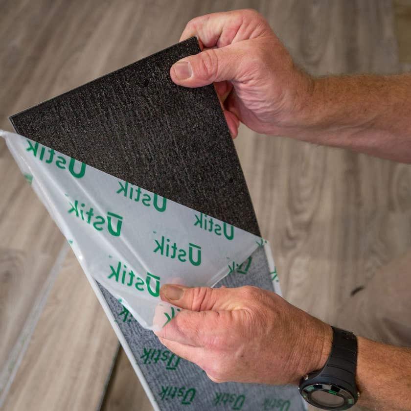Ustik Vinyl Plank Winter Oak 184 x 5 x 1220mm - 10 Pack (2.24m²)
