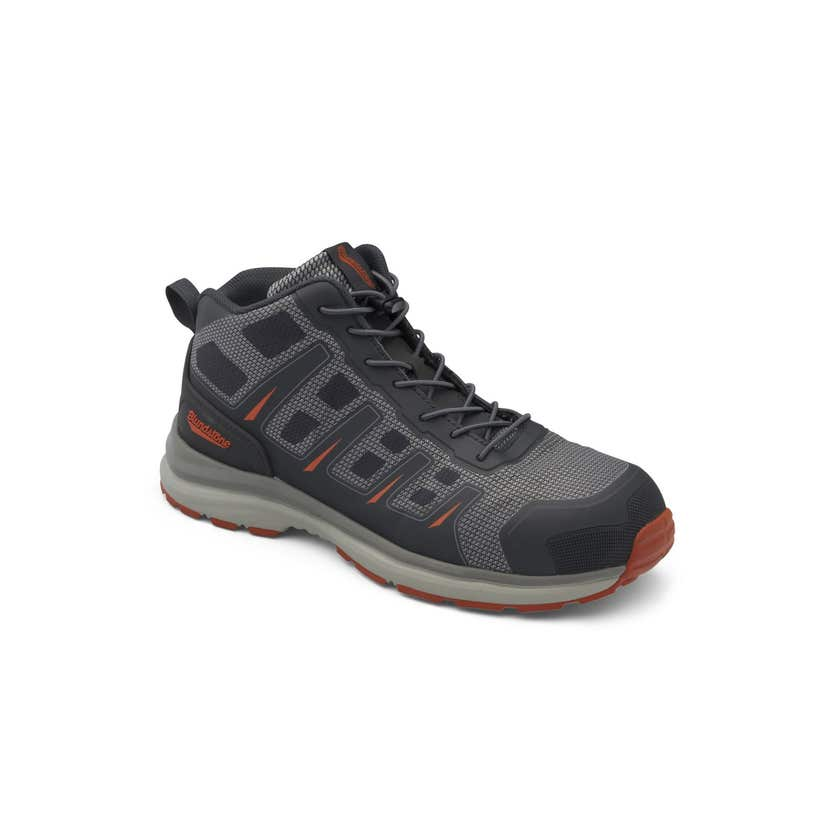 Blundstone 794 Lightweight Ankle Safety Boot Grey