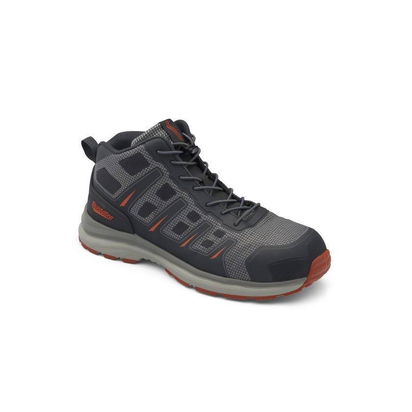 Blundstone Lightweight Ankle Safety Boot Grey 794