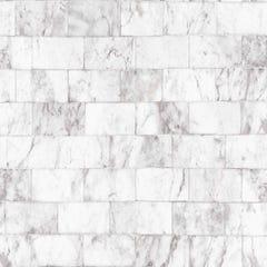 Contour Carrera White Wallpaper 10x0.52m