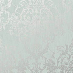 Superfresco Easy Victorian Damask Duck Egg Wallpaper 10x0.52m