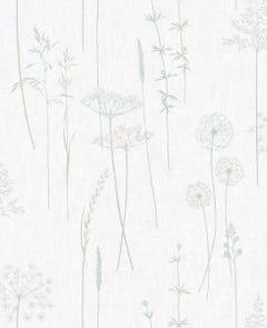 Superfresco Easy Meadow Blue Wallpaper 10x0.52m