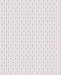 Superfresco Easy Nelio Grey & Rose Gold Wallpaper 10x0.52m