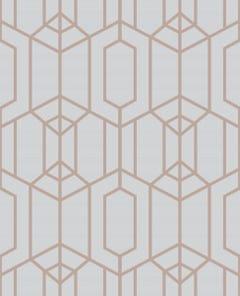 Superfresco Easy Albany Grey Wallpaper 10x0.52m