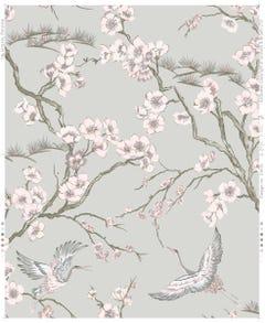 Superfresco Easy Japan Pink Wallpaper 10x0.52m