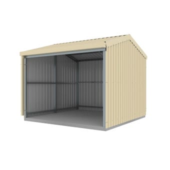 Absco Rural Shed 3.00 x 3.00 x 2.53m