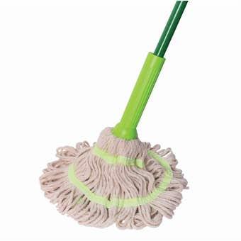 Sabco Antibacterial Cotton Twister Mop