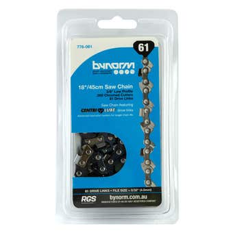 Bynorm 61 Drive Links Chainsaw Chain 3/8 inch Low Profile