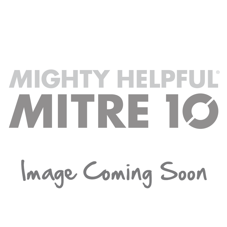 Prestige Round Post Knob Matte Black 30mm - 1 Pack