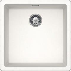 Hafele Quartz Single Bowl Sink 32l White