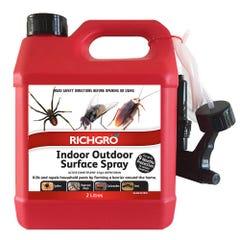 Richgro Indoor Outdoor Surface Spray RTU 2L