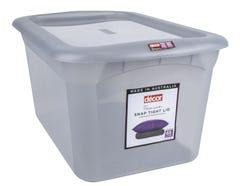 Decor Classique Storage Container Grey 65L