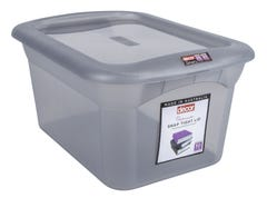 Decor Classique Storage Container Grey 30L