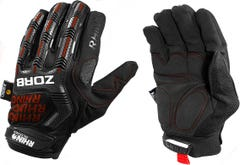 Rhino Zorb Stitchfit Gloves Large