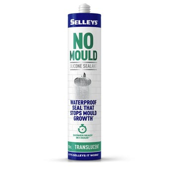 Selleys Silicone No Mould Translucent 290ml