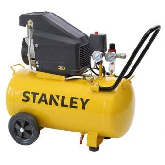 Stanley 2.5HP Direct Drive Air Compressor 50L
