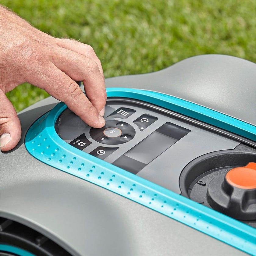GARDENA Sileno City 250 Robotic Lawn Mower