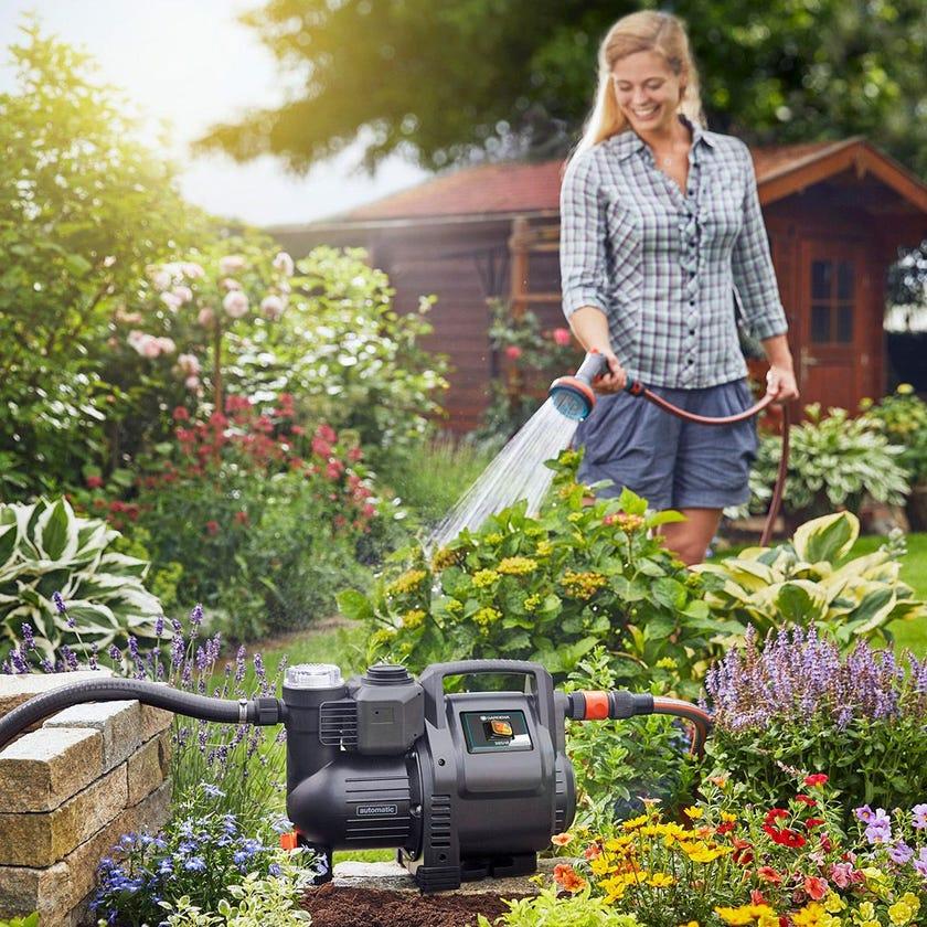 GARDENA Automatic Home & Garden Pump