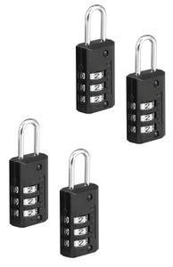 Master Lock Combination Padlock Set