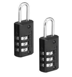 Master Lock Luggage Padlock Set